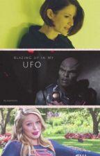 Blazing up in my UFO by SarahZorEl
