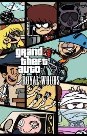 GTA Royal Woods Stories by Leo2300