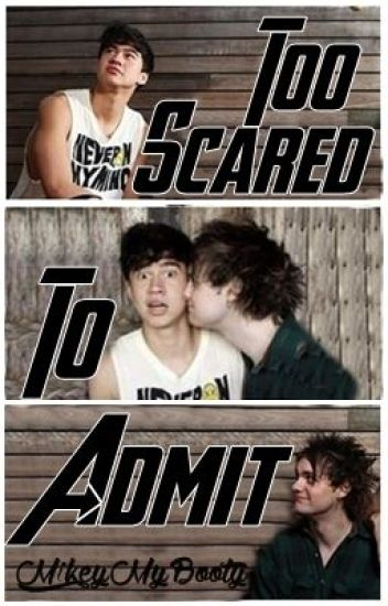 Too Scared To Admit (Malum Smut  ➳ Michael+Calum )✓