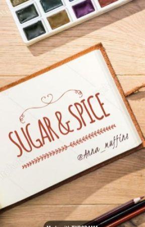 Sugar & Spice  by Anna_muffins