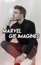 marvel ✻ gif imagines by scrappedsupers