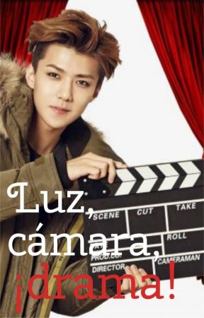 Luces, cámara, drama 《EXO (Hunsoo/sesoo)》 by Tamykana