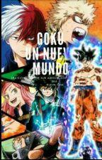 Goku Un Nuevo Mundo by nightmare2045