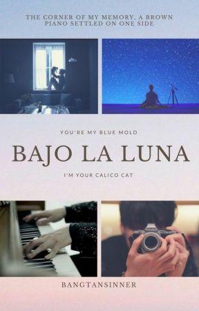 Bajo la luna [ym] capítulos cortos by BangtanSinner