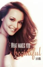 What makes you beautiful || one direction by Lotti005