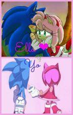 Ella y Yo (Sonamy) ;) ;) <3 <3 by Lindsay---Celeste