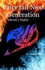 Storm x Nashi  (Fairy Tail Next Gen) by galaxy_llama5228