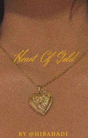 Heart Of Gold by HibaHadi