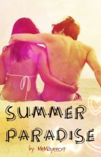 Summer Paradise: A One Direction Fan Fiction by MeMayee09