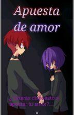 Apuesta de amor- Omegaverse (fonnie) by Abigailmarina2004