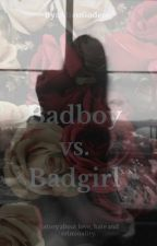 Badboy vs. Badgirl by MissJackiiee