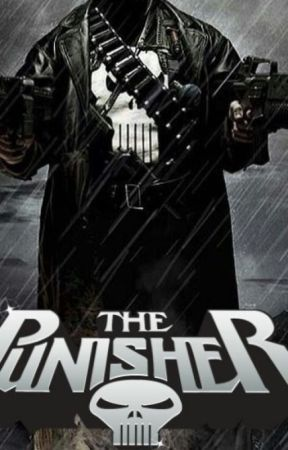 The Punisher by AllenMorrison