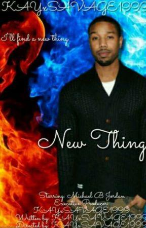 New Thing ✔Michael B Jordan✔ by KAYxSAVAGE1999