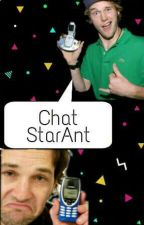 Chat StarAnt  by Astro-Sans
