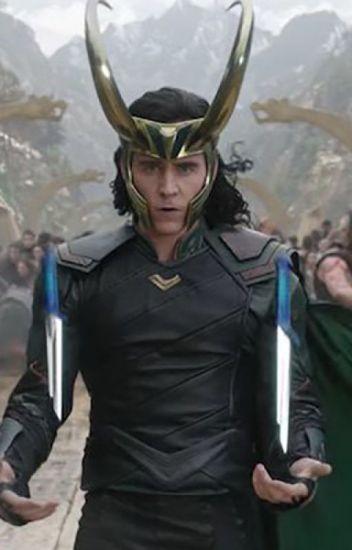 It's Magic (Loki X Sad Male Reader) ONE SHOT