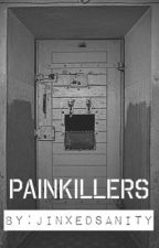 § Painkillers §    Bucky Barnes by JinxedSanity