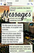Messages | Paulo Dybala | {Adaptada} by pdybala