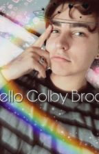 Hello Colby Brock (DONE) by Shreklikescolby