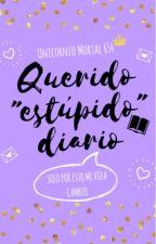 """Querido """"estúpido"""" Diario (Chandler Riggs Y Tu) by DrogitadeCereso"""