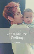 Adoptada por Taehyung (BTS y Tu) by vishnuisles32