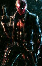 Rise of a Vigilante: RWBY x Red Hood Male Reader by ShaNEON_757