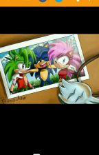 Sonic Underground together by Awl111