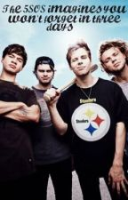 The 5sos imagines you won't forget in three days  by NotInTheSameWayyy