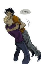 High Voltage (Percy Jackson Fanfict) (BoyxBoy) by jxlecler