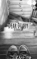 Dear Diary by LinaxBear