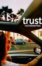 trust :: lrh au by rachelxwrites