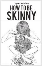 how to be skinny || n.h by kodaIine