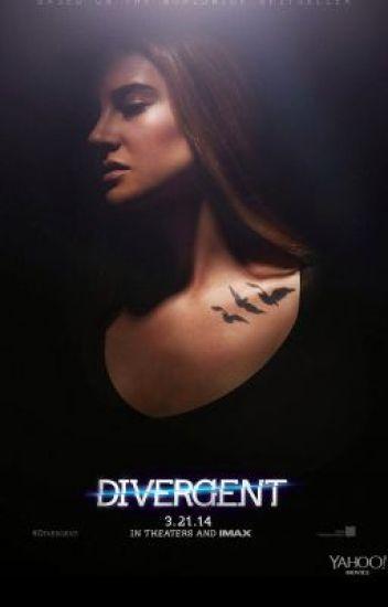 Divergente (historia alternativa)