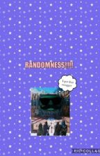 Randomness!!!! by seahorselover2006