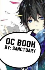 OC BOOK! by _--Sanctuary--_