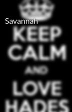 Savannah by DarklyLovedHeart
