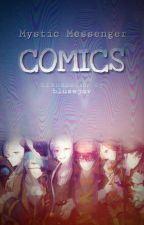 Mystic Messenger Comics! [PL] ✏ by Blusejuv