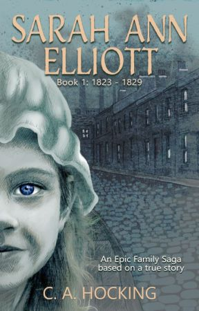 SARAH ANN ELLIOTT Book 1:1823-1829 by cahocking