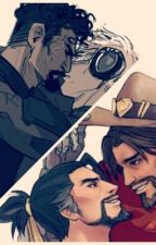 Reaper76 and McHanzo oneshots by ItsEthanNow
