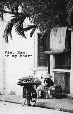 Việt Nam, trong tôi từ ngày bé.