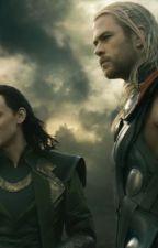 Care - Thor x Reader x Loki by AngelMariaKurenai