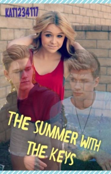 The Summer With the Keys (Collins Key FanFic)