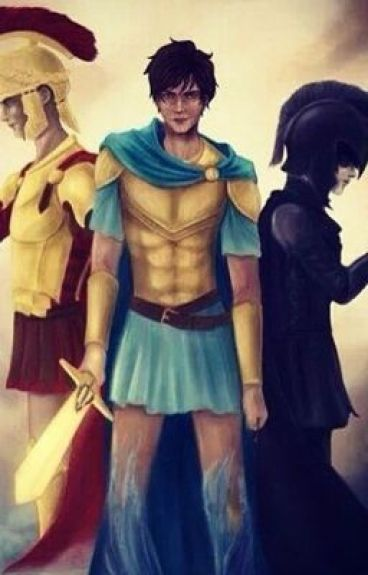 Warriors of the Big Three - Percy Jackson