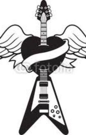 Rockin Love(A School of Rock fanfiction)