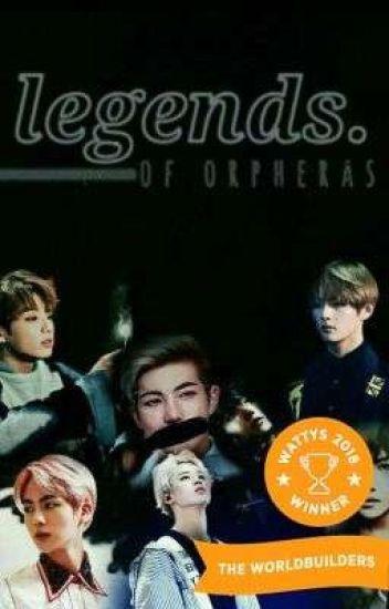 legends. ❧ bts fanfiction