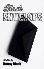 Black Envelope by HoneyDieah