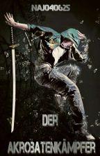 Der Akrobatenkämpfer by jangrosshaupt