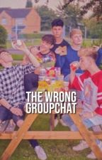 the wrong groupchat (roadtrip) by detectivecordero