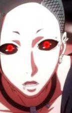 Uta X one eyed ghoul! Reader by Lem0nsga10recentra1