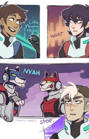 Voltron x Reader - Thank You So Much For Dying on me  And Making me
