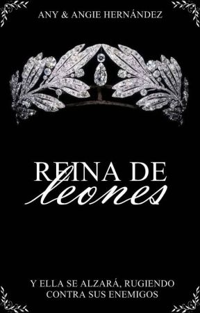 Reina de Leones. by AnyAngie1